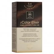 Apivita My Color Elixir Μόνιμη βαφή Μαλλιών N5,4 Καστανό ανοιχτό χάλκινο