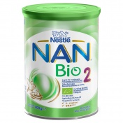 Nestle NAN 2 BIO Milk 400gr
