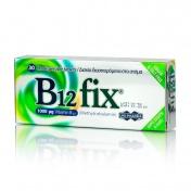 Uni-Pharma B12 Fix 1000μg 30tabs