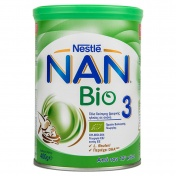 Nestle NAN 3 BIO Milk 400gr