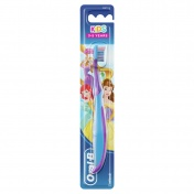 Oral B Kids Disney Παιδική Μαλακή Οδοντόβουρτσα 3-5 ετών για Κορίτσια