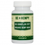 Be Hempy Organic Hemp Buds 60caps