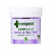Trompetol Hemp Salve Extra with Tea Tree 100ml