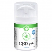 Cannadorra CBD 50mg Cooling Gel 50gr