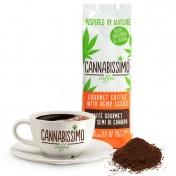 Cannabissimo Καφές με Σπόρους Κάνναβης Αλεσμένος 250g