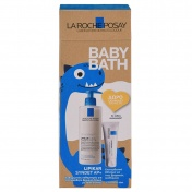 La Roche Posay Promo Pack Baby After Bath με Lipikar Syndet AP+ 400ml & ΔΩΡΟ Cicaplast Baume B5 15ml