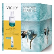 Vichy Promo Pack Summer Beauty Slow Age SPF25 50ml & ΔΩΡΟ Mineral 89 10ml
