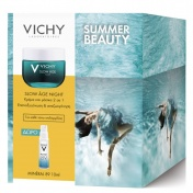 Vichy Promo Pack Summer Beauty Slow Age Night 50ml & ΔΩΡΟ Mineral 89 10ml