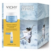Vichy Promo Pack Summer Beauty Aqualia Thermal Creme Rehydratante Legere 50ml & ΔΩΡΟ Mineral 89 10ml