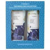 Korres Σετ Γαλάκτωμα Σώματος Νέρολι Ίριδα 200ml & Αφρόλουτρο Νέρολι Ίριδα 250ml