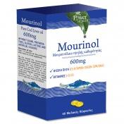Power Health Mourinol Μουρουνέλαιο Υψηλής Καθαρότητας 600mg 60caps