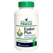 Doctor's Formulas Esakor Plus Φόρμουλα Ιχθυελαίων 180caps