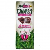 Cannashock Cannabis Chocolate Dark 150gr