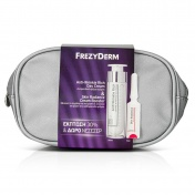 Frezyderm Promo Pack Anti Wrinkle Rich Day Cream 50ml & Cream Booster Velvet Concetrate Skin Radiance 5ml με ΔΩΡΟ ένα Υπέροχο Νεσεσέρ