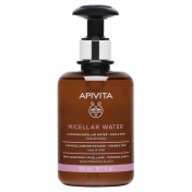Apivita Micellar Water Νερό Καθαρισμού Micellaire με Τριαντάφυλλο & Μέλι 300ml