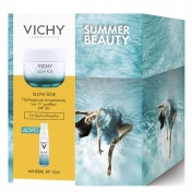 Vichy Promo Pack Slow Age για κανονική - ξηρή επιδερμίδα SPF30  50ml & ΔΩΡΟ Mineral 89 10ml