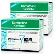 Somatoline Cosmetic Εντατικό Αδυνάτισμα 7 νύχτες Fresh Gel 400ml 1+1 ΔΩΡΟ