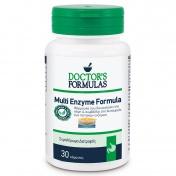 Doctor's Formulas Multi Enzyme Formula 30caps