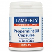 Lamberts Peppermint Oil 90caps 100mg