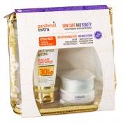 Panthenol Extra Promo Pack Sun Care & Beauty Sun Care Diaphanous SPF30 50ml & ΔΩΡΟ Face & Eye Cream 50ml σε Υπέροχο Νεσεσέρ