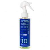Korres Cucumber Hyaluronic Splash Sunscreen SPF30 150ml