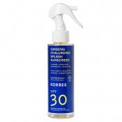 Korres Ginseng Hyaluronic Splash Sunscreen SPF30 150ml