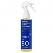 Korres Ginseng Hyaluronic Splash Sunscreen SPF50 150ml