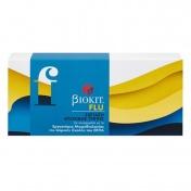 βιοKIT FLU Τεστ Εξέτασης Εποχικής Γρίπης & Κορωνοϊού COVID-19