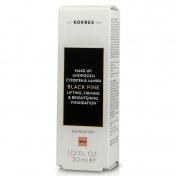 Korres Make Up Ανόρθωση Σύσφιγξη & Λάμψη με Mαύρη Πεύκη BPF00 30ml
