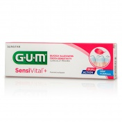 Gum Sensivital + Οδοντόπαστα 75ml