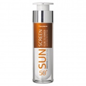 Frezyderm Sunscreen Fluid To Powder spf50+ Αντηλιακό Προσώπου 50ml