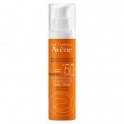 Avene Creme Solaire Antiage Teintee spf50+ Αντιγηραντική Αντηλιακή Κρέμα Προσώπου με Χρώμα 50ml