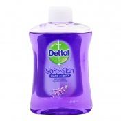 Dettol Soft on Skin Hard on Dirt Antibacterial Hand Wash με Λεβάντα Ανταλλακτικό 250ml