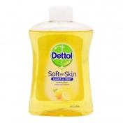 Dettol Soft on Skin Hard on Dirt Antibacterial Hand Wash με Λεμόνι Ανταλλακτικό 250ml