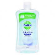 Dettol Soft on Skin Hard on Dirt Antibacterial Hand Wash Sensitive Ανταλλακτικό 750ml