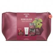 Apivita Apivita Promo Pack Wine Elixir Κρέμα Ημέρας Πλούσιας Υφής 50ml και ΔΩΡΟ Cleansing Milk 50ml & Μάσκα Express Σταφύλι 2x8ml