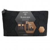Apivita Promo Pack Queen Bee Κρέμα Ημέρας Ελαφριάς Υφής 50ml και ΔΩΡΟ Κρέμα Νύχτας 15ml & Ορός 10ml σε Συλλεκτικό Necessaire