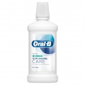 Oral B Στοματικό Διάλυμα Gum & Enamel Care Fresh Mint 500ml