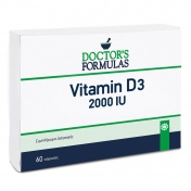 Doctor's Formulas Vitamin D3 200IU 60softgels