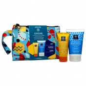 Apivita Promo Pack Suncare Oil Balance Face Cream SPF30 50ml & ΔΩΡΟ After Sun Gel Cream 100ml