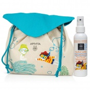 Apivita Promo Pack Suncare Kids Protection Spray SPF50 150ml με ΔΩΡΟ Παιδικό BackPack