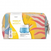 Vichy Promo Pack Spring Up Your Beauty Aqualia Gel-Creme Μικτή Επιδερμίδα 50ml & ΔΩΡΟ Minerale Micellaire Sensitive 100ml
