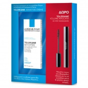 La Roche Posay Promo Pack Toleriane Sensitive 40ml & ΔΩΡΟ Toleriane Volume Mascara 4.5ml