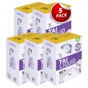 TAI Liquid Set Υγρό Εντομοαπωθητικό με Συσκευή - Promo Pack 5 Τεμάχια