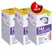 TAI Liquid Υγρό Ανταλλακτικό - Promo Pack 3 Τεμάχια