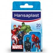 Hansaplast Kids Παιδικά Επιθέματα Marvel 20τεμ