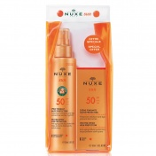 Nuxe Promo Pack Sun Spray Fondant Haute Protection SPF50 150ml & Creme Fondante Haute Protection SPF50 50ml