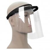 Techniplast Προσωπίδα με Ανάκλιση Μαύρη