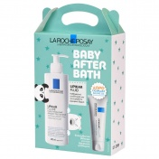 La Roche Posay Promo Pack Baby After Bath Lipikar Fluide 400ml & ΔΩΡΟ Cicaplast Baume B5 15ml