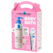 La Roche Posay Promo Pack Baby After Bath Lipikar Syndet AP+ 400ml & ΔΩΡΟ Cicaplast Baume B5 15ml